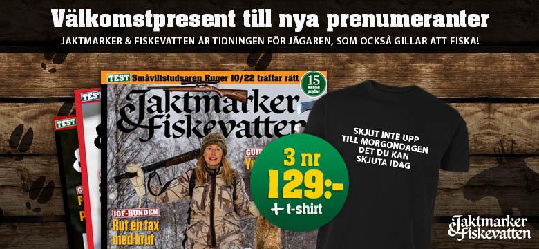 Jaktmarker & Fiskevatten