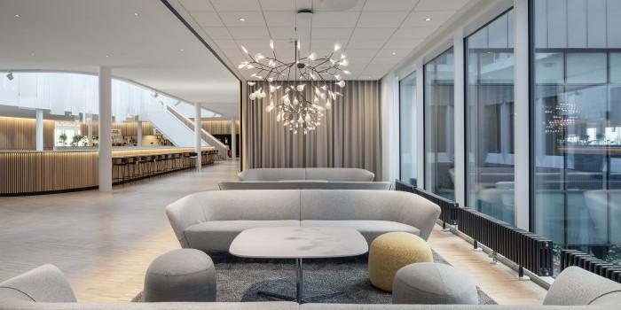 Axis vann Sveriges snyggaste kontor