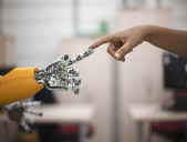 Blir din nästa kollega en robot?