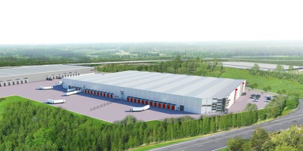 Bockasjö tecknar avtal med Bring i Arlandastad