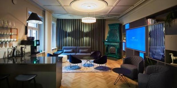 Det här är EQT Ventures nya kontor