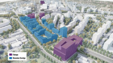 Fabege planerar för nya kontorshus i Huvudsta