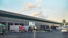 Hisingen Logistikpark växer fram
