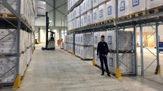 Inviger nytt logistikcenter i Ulricehamn