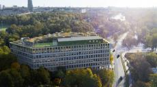 K1 Karlbergs Strand får egen padelbana på taket