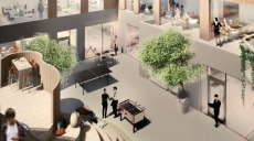 K6 ska bli Malmös hetaste kontorshus