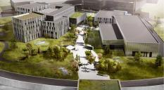 Klart för nya kontor och laboratorier i Lund
