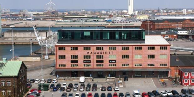 Magasinet i Malmö är åter fullt uthyrt