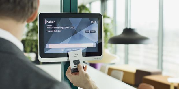 Martela och Tieto lanserar tjänst för smartare arbetsmiljöer