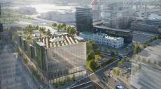 Milstolpe för ny stadsdel i Göteborg
