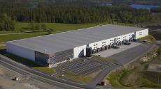 Moderna logistikanläggningar allt mer avgörande för e-handelns framgång
