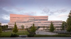 Nu invigs Segerstedthuset i Uppsala