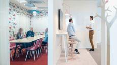 Nya lokaler för att locka nya förmågor