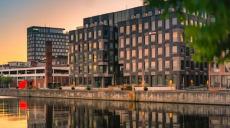 Skanskas kontorshus Epic är Årets bygge 2021